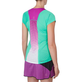 The North Face Better Than Naked S/S Dame surreal green